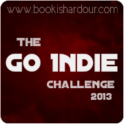 BA's Go Indie Reading 2013 Reading Challenge. Grab me!