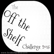 BA's Off the Shelf Reading Challenge. Grab me!
