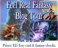 The Feel Real Fantasy Blog Tour with Tracy Falbe