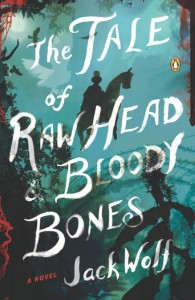 The Tale of Rawhead and Bloody Bones Book Cover
