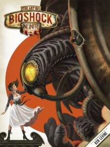 The Art of Bioshock Infinite Book Cover