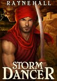 Storm Dancer book cover