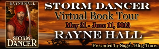 Storm Dancer Virtual Tour with Rayne Hall