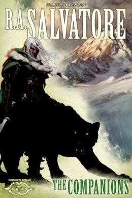 The Companions by R.A. Salvatore