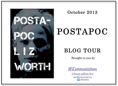 PostApoc Blog Tour with JK Communications