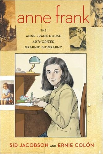 Anne Frank: The Graphic Biography