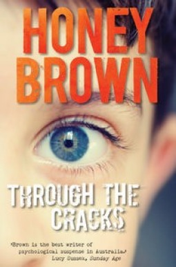 Through the Cracks by Honey Brown